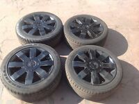 Renault Clio 182 wheels and tyres