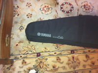 Yamaha SVC 50 Electric (Silent) Cello   Trade for  Acoust Guitar