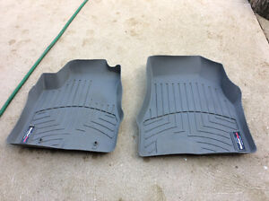 Weather Tech Front Floor Mats