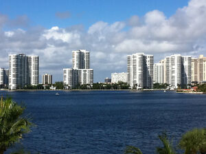 Superbe Condo À Louer À Sunny Isles Beach , Miami, Floride