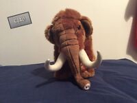Living Nature Mammoth cuddly toy
