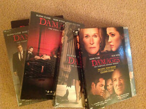 Damages Complete Series