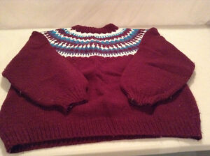 Hand knit sweaters Belleville Belleville Area image 3