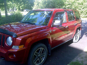 2009 Jeep Patriot Sport VUS North trail rated