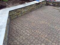 Fantastic looking paving/ forecourt blocks