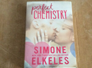 PERFECT CHEMISTRY LOVE BOOK