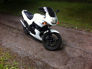 2007 Kawasaki ninja ex500r 14000 mint Kawartha Lakes Peterborough Area image 1