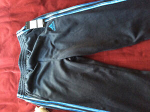 Adidas Boys Track Pants (New) XL (18)