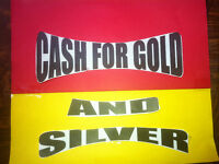 ANYTIME CASH PAID FOR GOLD & SILVER JEWELLERY & COINS
