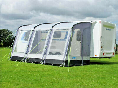 NEW Kampa dometic Rally 390 light weight caravan Porch Awning 2020 for sale  Shipping to Ireland