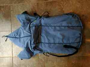 Baby parka winter carrier cover euc
