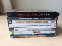 Zorro and other games
