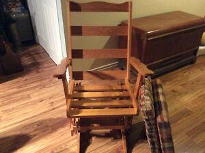Chaise berçante a roulement à billes Saint-Hyacinthe Québec image 3