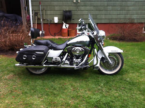 2007  Harley Davidson. Road king
