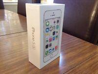 IPhone 5s 16gb Silver brandnew unlocked