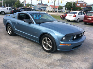 2005 Ford Mustang Gt 4.6 V8 , 280 HP,5 speed , 107 kms $8500.00