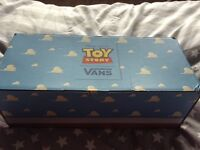 Limited Edition Vans Classic Slip Ons Toy Story Sids