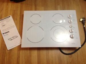 Kenmore Electric cooktop