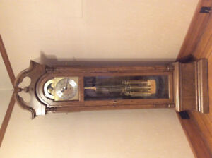 Beautiful Westminster Chime Grandfather Clock