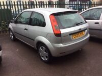 2005 Ford Fiesta 1.4 Zetec- December MOT- Cheap Insurance- Great Value