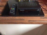 Manhattan frees sat HD free view box
