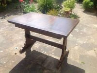 Vintage Ercol Extending Refectory Table