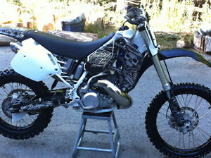 One of a kind cr 500 for trade