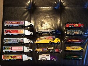 BUBBA - Hot Wheels, Johnny Lightning, et.c Trucks #010