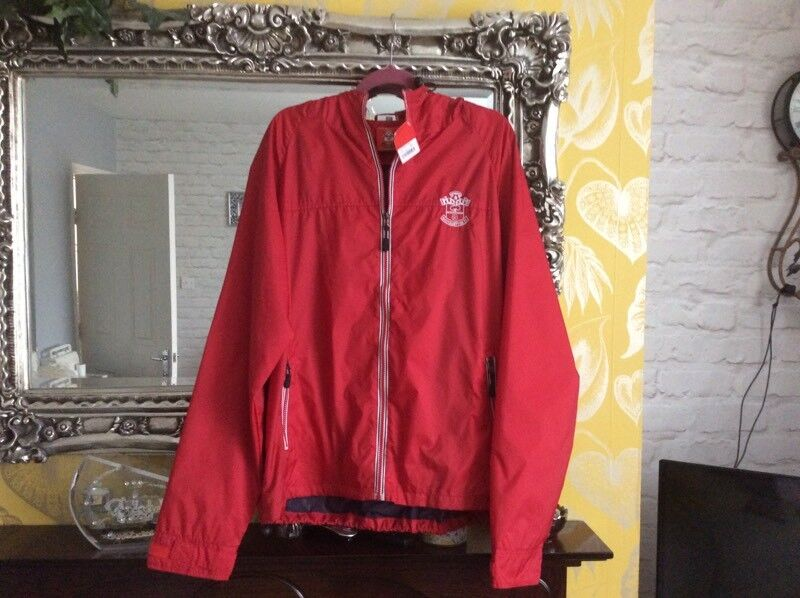Brand new, Original with tags SAINTS RED JACKET