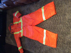 Helly Hansen safety 1pc winter coveralls F386 model