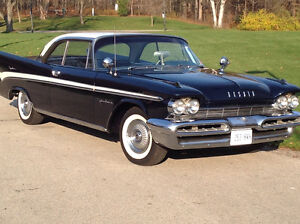 1959 DESOTO FIREDOME SPORTSMEN 2 DR HT.  PRICE LOWERED