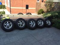 Land Rover discovery discovery 1 defender freestyle alloy wheels