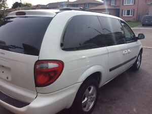 2007 Dodge Grand Caravan STOW/GO safety  just done  647 784-4014