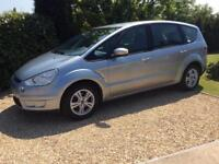 2007 Ford S-MAX 1.8TDCi ( 125ps ) 6sp Zetec 7 SEATER FSH