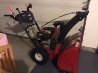 Perfect condition Kraftsman Snow blower