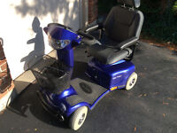 Auriga 4Wheel Mobility Scooter by Invacare