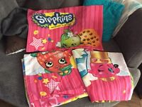 Shopkins single duvet cover