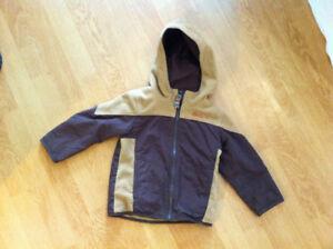 Fleecy Wind Stopper Jacket