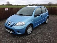CITROEN C3 1.4 DESIRE 07 REG. LOW MILEAGE