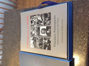 Canadian Auto Workers - A Collection of Pics in A Hardcover Book
