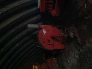 New idea silage blower