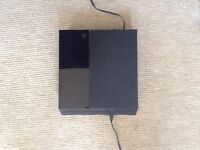 PlayStation 4 console with controller for sale or swap with an Xbox one!