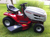 WHITE L-160H LAWN TRACTOR''HYDROSTATIC'' DELIVERY AVAILABLE