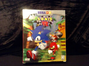 Sonic R PC Game