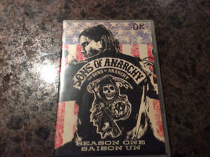 Son's of Anarchy - saisons 1-2-3