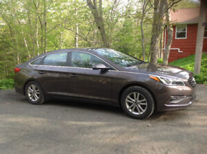 2016 Sonata Short  Lease Takeover incl. Winter Tires/rims