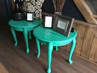 Native Stone Side Tables
