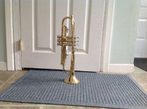 Trumpet reduced - may need repairs