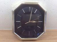 Lovely Clock,Black&Gold.