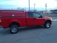 2007 Ford F-150 SuperCrew XLT Pickup Truck with Towing Package